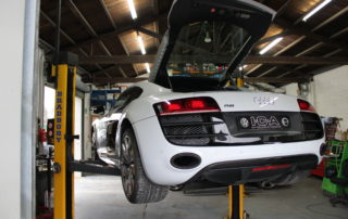 ICA Workshop - Audi R8