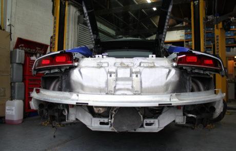 ICA Workshop - Audi R8